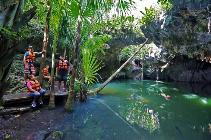 Cozumel Mayan tour
