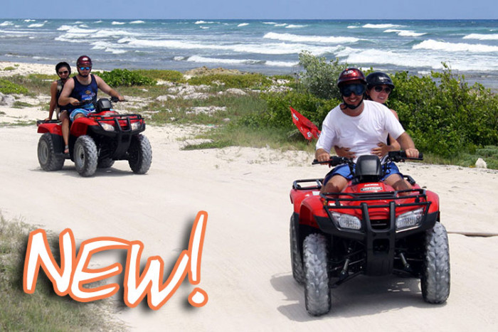 Cozumel ATV East Coast