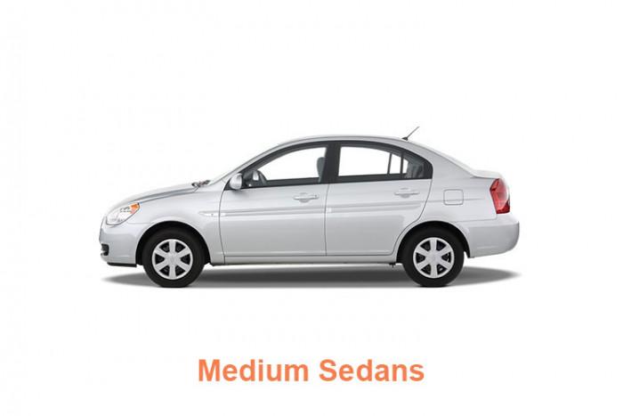 Medium Sedans