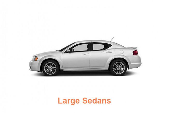 Large Sedans