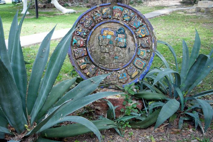 Mayan tour