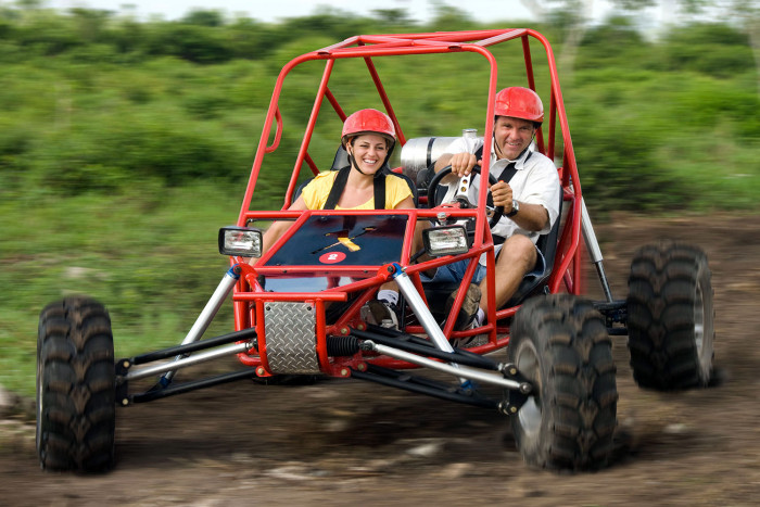 Off-road buggies