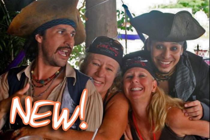 Pirate Bar Tour